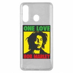 Чехол для Samsung M40 Bob Marley One Love