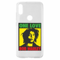 Чехол для Xiaomi Mi Play Bob Marley One Love