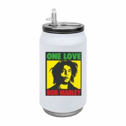 Термобанка 350ml Bob Marley One Love