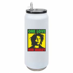 Термобанка 500ml Bob Marley One Love