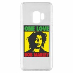 Чехол для Samsung S9 Bob Marley One Love