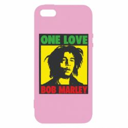 Чехол для iPhone5/5S/SE Bob Marley One Love