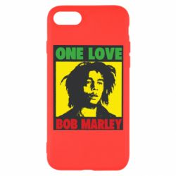 Чехол для iPhone 7 Bob Marley One Love