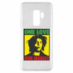 Чехол для Samsung S9+ Bob Marley One Love