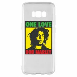 Чехол для Samsung S8+ Bob Marley One Love