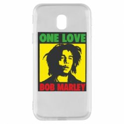 Чехол для Samsung J3 2017 Bob Marley One Love