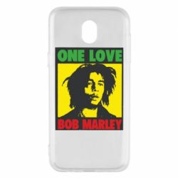 Чехол для Samsung J5 2017 Bob Marley One Love