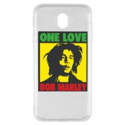Чехол для Samsung J7 2017 Bob Marley One Love