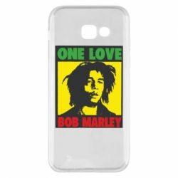 Чехол для Samsung A5 2017 Bob Marley One Love