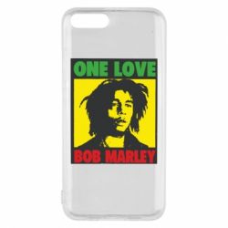 Чехол для Xiaomi Mi6 Bob Marley One Love