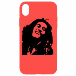 Чехол для iPhone XR Bob Marley - FatLine
