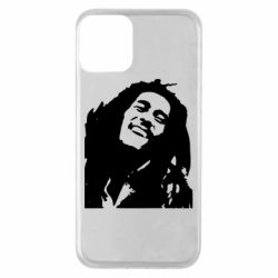 Чехол для iPhone 11 Bob Marley