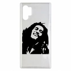 Чехол для Samsung Note 10 Plus Bob Marley
