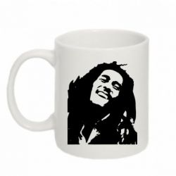 Кружка 320ml Bob Marley - FatLine