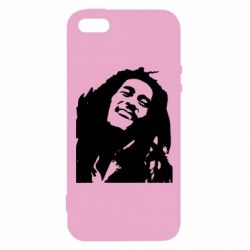 Чехол для iPhone5/5S/SE Bob Marley - FatLine