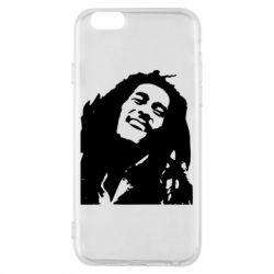 Чехол для iPhone 6/6S Bob Marley - FatLine