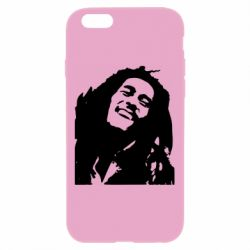 Чехол для iPhone 6 Plus/6S Plus Bob Marley - FatLine