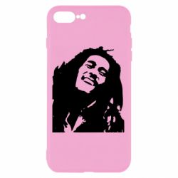 Чехол для iPhone 8 Plus Bob Marley - FatLine