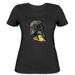 Женская футболка Boba Fett - FatLine