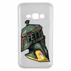 Чохол для Samsung J1 2016 Boba Fett