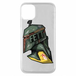 Чохол для iPhone 11 Pro Boba Fett