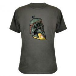 Камуфляжная футболка Boba Fett - FatLine