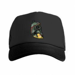 Кепка-тракер Boba Fett