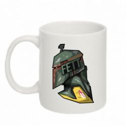 Кружка 320ml Boba Fett - FatLine