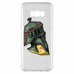 Чохол для Samsung S8+ Boba Fett