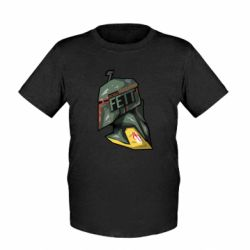 Детская футболка Boba Fett - FatLine