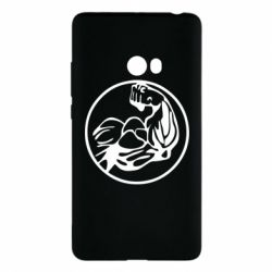 Чехол для Xiaomi Mi Note 2 Бодибилдинг - FatLine