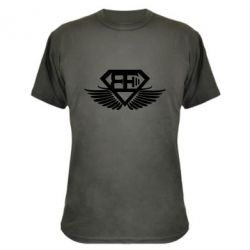 Камуфляжная футболка Body Engineers