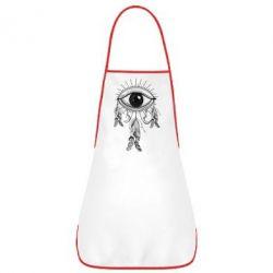 Купить Фартук Boho Eye, FatLine