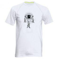 Купить Мужская спортивная футболка Boho Eye, FatLine
