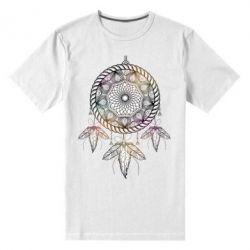 Купить Мужская стрейчевая футболка Boho2, FatLine