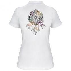 Купить Женская футболка поло Boho2, FatLine