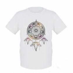 Купить Детская футболка Boho2, FatLine