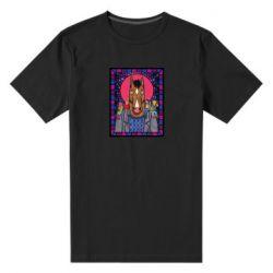 Мужская стрейчевая футболка Bojack Horseman icon