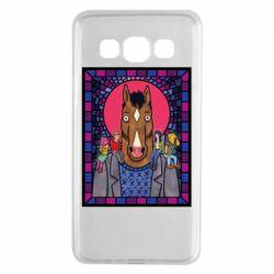Чехол для Samsung A3 2015 Bojack Horseman icon