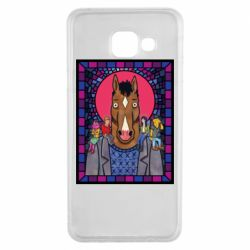 Чехол для Samsung A3 2016 Bojack Horseman icon