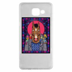 Чехол для Samsung A5 2016 Bojack Horseman icon