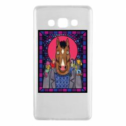 Чехол для Samsung A7 2015 Bojack Horseman icon