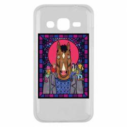 Чехол для Samsung J2 2015 Bojack Horseman icon