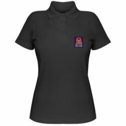Женская футболка поло Bojack Horseman icon