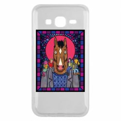 Чехол для Samsung J5 2015 Bojack Horseman icon