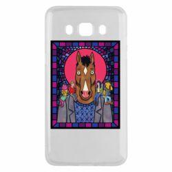 Чехол для Samsung J5 2016 Bojack Horseman icon