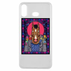 Чехол для Samsung A6s Bojack Horseman icon