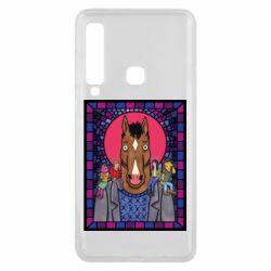 Чехол для Samsung A9 2018 Bojack Horseman icon