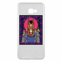 Чехол для Samsung J4 Plus 2018 Bojack Horseman icon