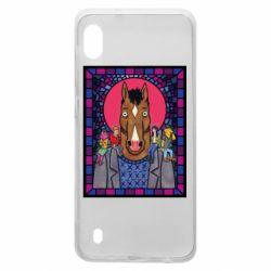 Чехол для Samsung A10 Bojack Horseman icon